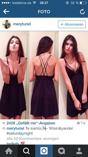dress black dress black prom dress backless black dress