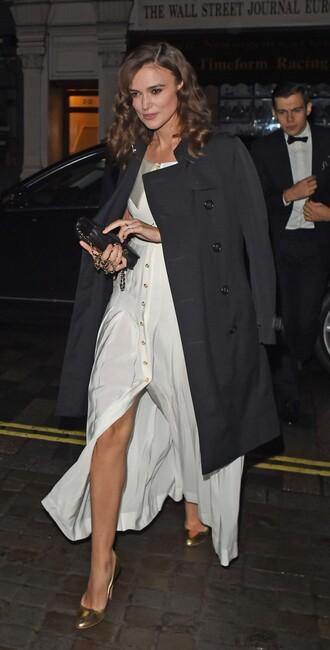 dress white dress keira knightley