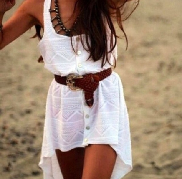 dress belt white dress belt summer