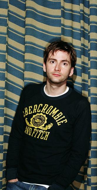 shirt david tennant sweater gold black doctor who mens menswear guys paris most wanted
