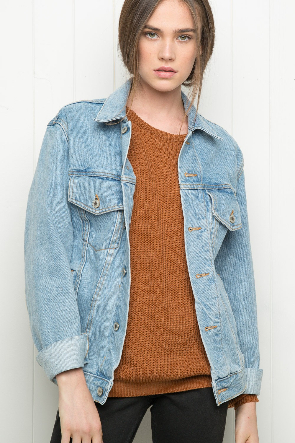 Brandy U2665 Melville | Amara Denim Jacket