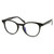 Dapper Indie Round Keyhole Fashion Clear Lens Glasses 8910                           | zeroUV