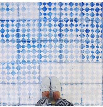 shoes light blue suede oxfords