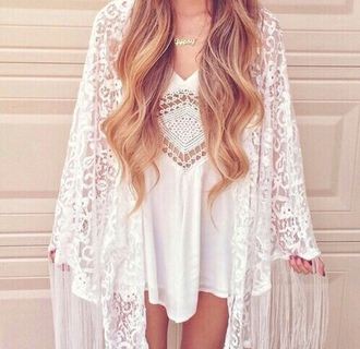 blouse over shirt lacy white top