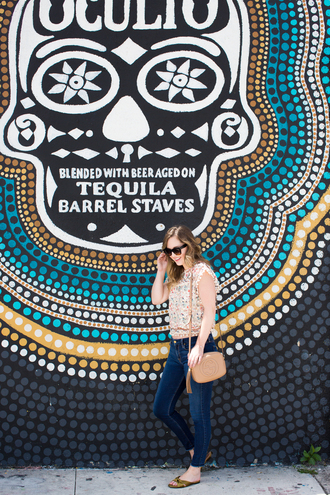 miami + dallas based lifestyle and fashion blog blogger top dress jeans shoes jewels sunglasses