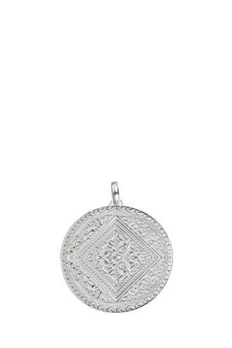 mini women pendant silver jewels