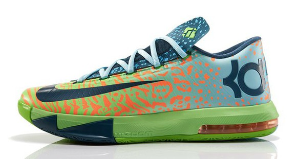 tiger print shoes kds nike sneakers