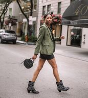 shoes,black boots,little black dress,blazer,handbag,black bag