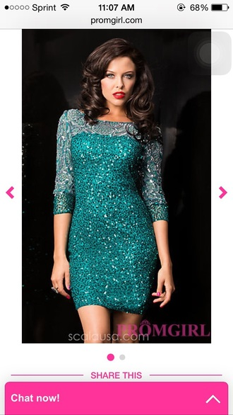 dress green dress green homecoming dress homecoming style sexy sexy dress perfect sparkle