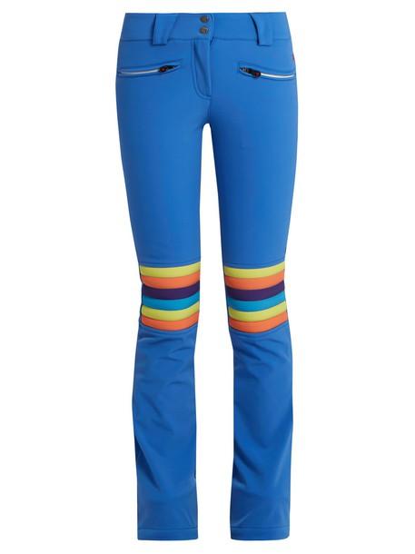 Perfect Moment blue pants