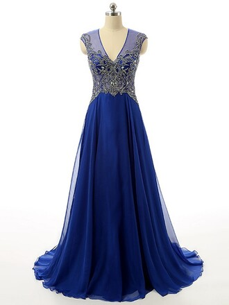 dress prom prom dress prom beauty dressofgirl maxi maxi dress long long dress blue blue dress fashion trendy cute love pretty cute dress style sparkly dress sparkle crystal navy