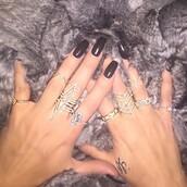 jewels,khloe kardashian,rings and tings,ring