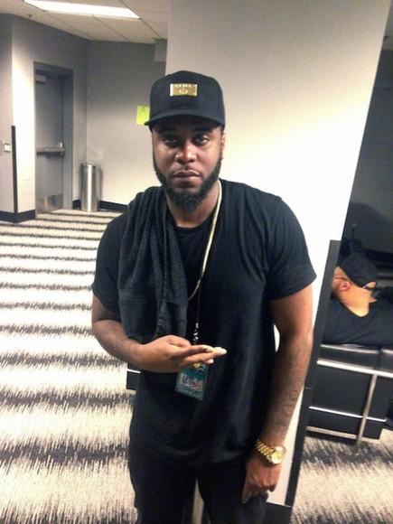 cap snapback big k.r.i.t rapper civil clothing snapback hat