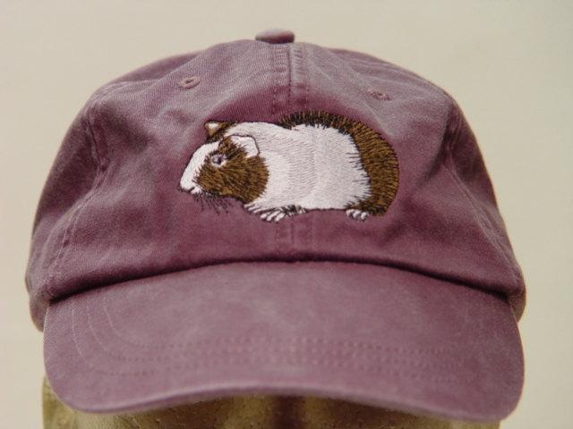 One embroidered wildlife cap