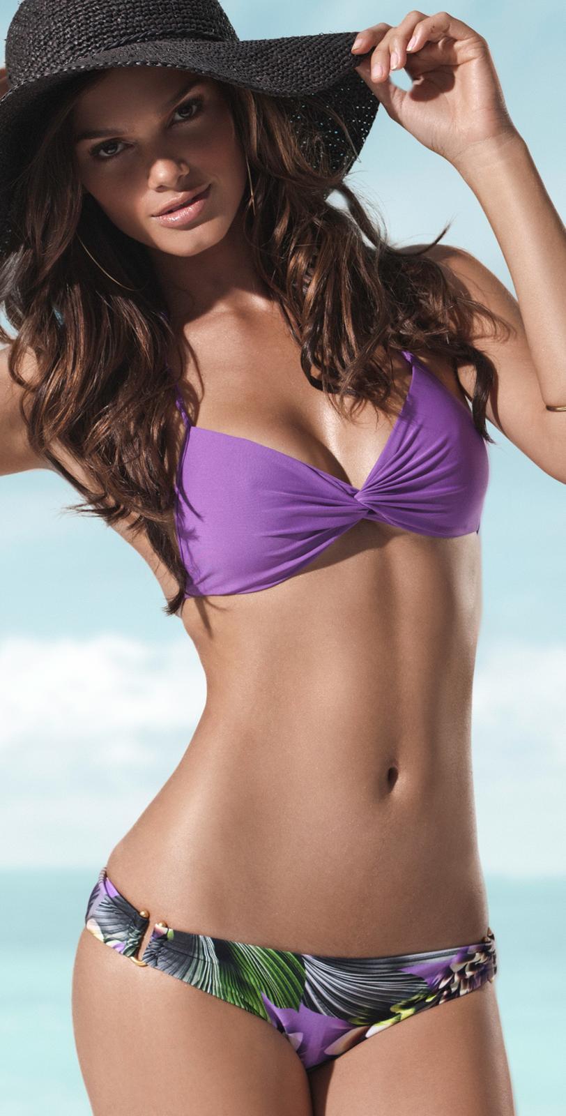 L Space 2012 South Beach Twister Bikini  | South Beach Swimsuits