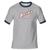 Freeses Ringer Grey T-shirt - Basic tees shop