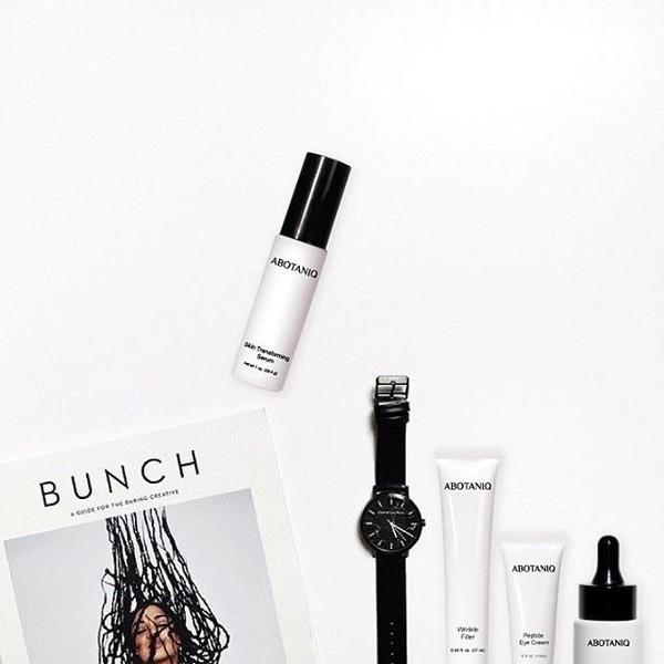 make-up abotaniq skincare skin care