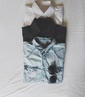 top,blancs,peas,shirt