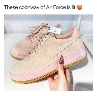 shoes nike air force 1's