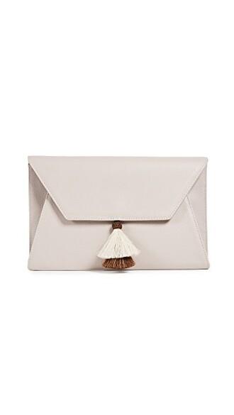 envelope clutch tassel clutch bag