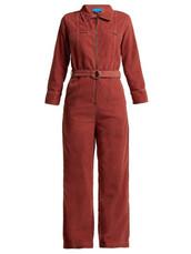 jumpsuit,dark,cotton,dark red,red