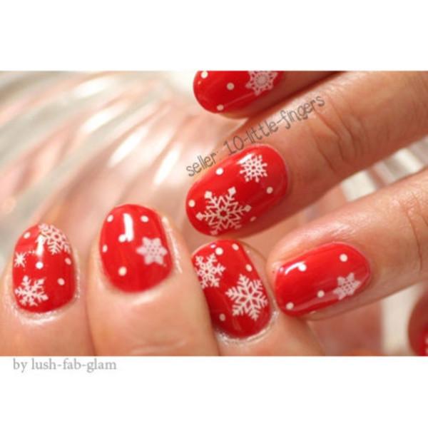 nail accessories nail polish decoration nail art christmas