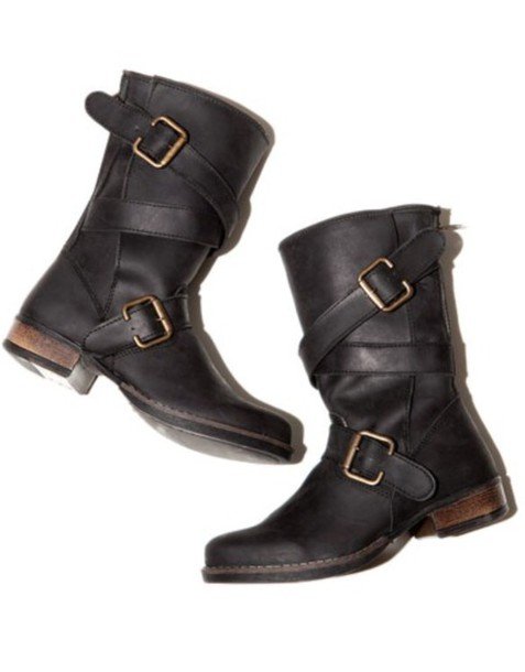 shoes boots winter boots brown leather boots fashion style socks outfit