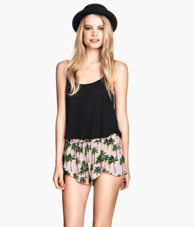 H&M Kurze Shorts 9,99