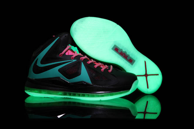 Discount Price Sale Mens Air Zoom Lebron 10