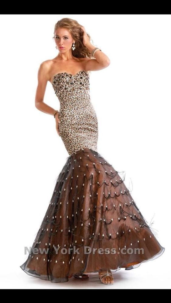 Party time prom dress