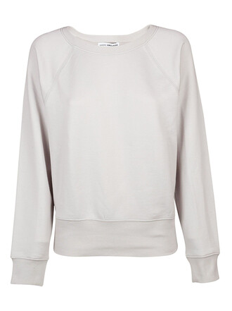 sweater classic silver