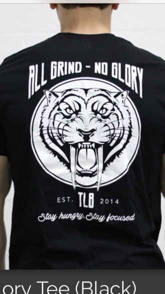 shirt the lost breed black