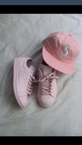 shoes adidas cute pink love girly girly shoes