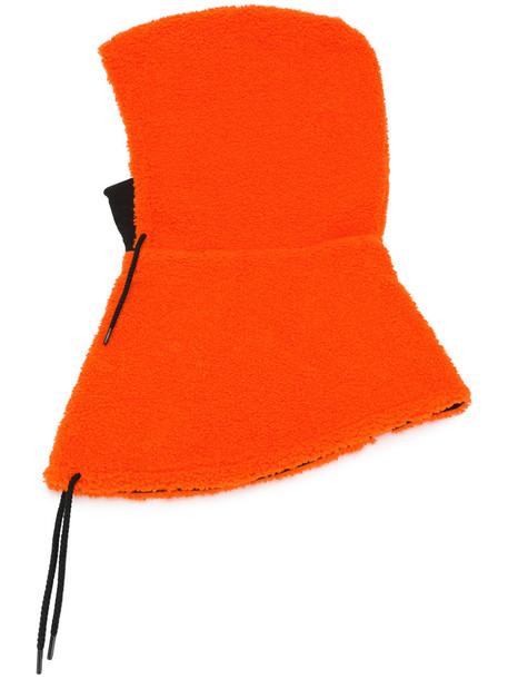 Fenty x Puma women scarf cotton yellow orange