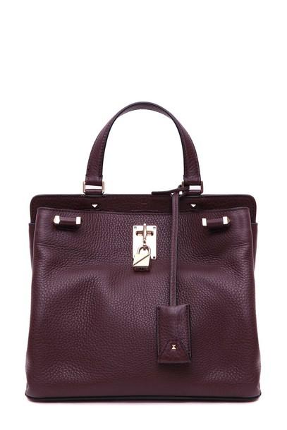 Valentino Garavani handbag burgundy bag