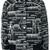 Kenzo printed bomber jacket, Women's, Size: XS, Black, Polyester/Cotton/Acrylic/Spandex/Elastane