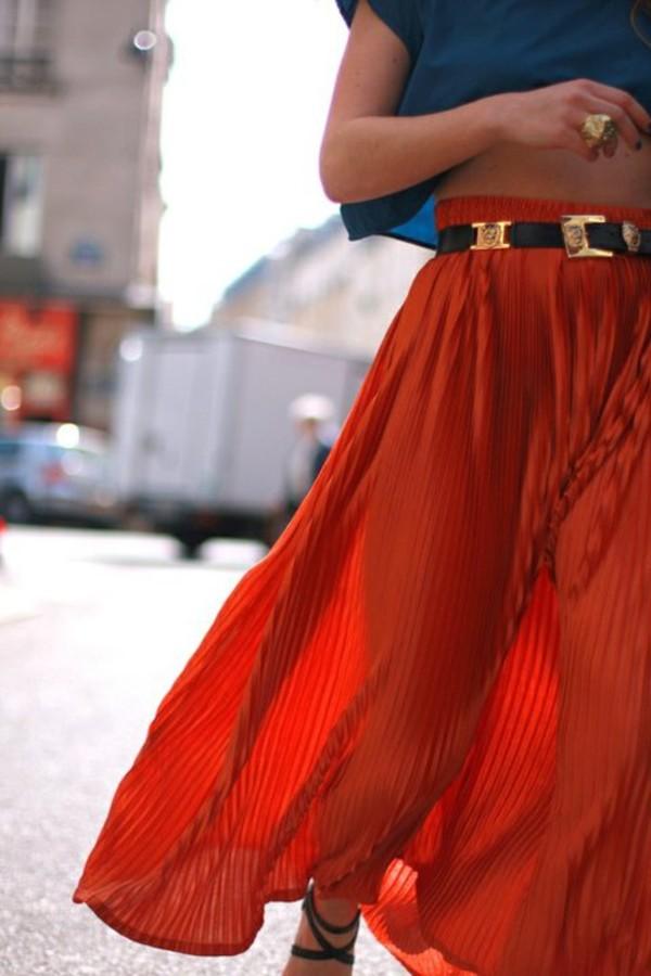 black skirt black dress long maxi skirt belt skirt
