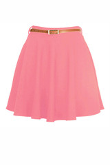 Sirenlondon — pastel basic skirt