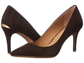 shoes heels high heels brown shoes brown pumps