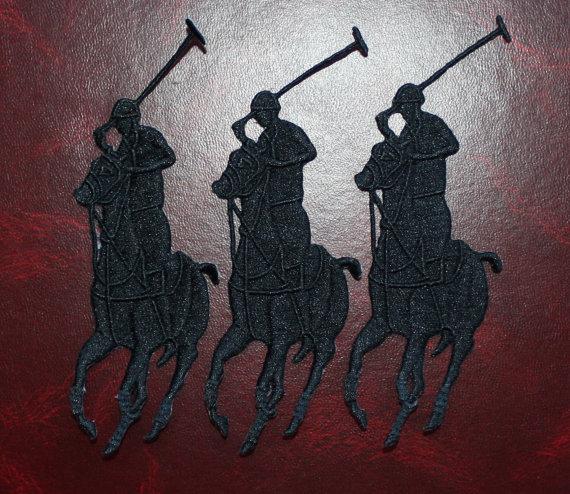 Marein Ralph Lauren Polo Logo Iron On
