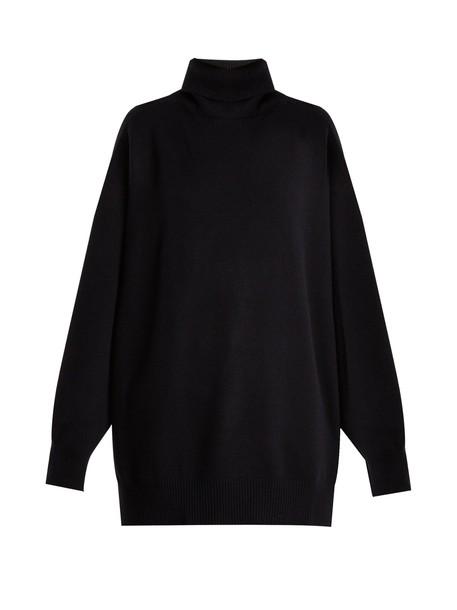 Raey sweater navy