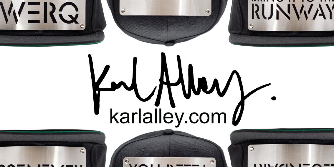 Karl Alley Original Hardware d7ea59d7b714