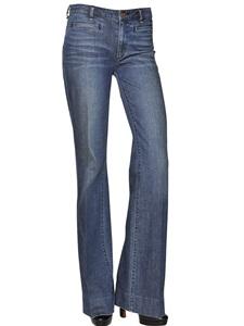 Jeans in denim stretch 26cm