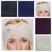 hair accessory,turban,twist,headband,headwrap,earwarmer,navy,charcoal,grey,ivory