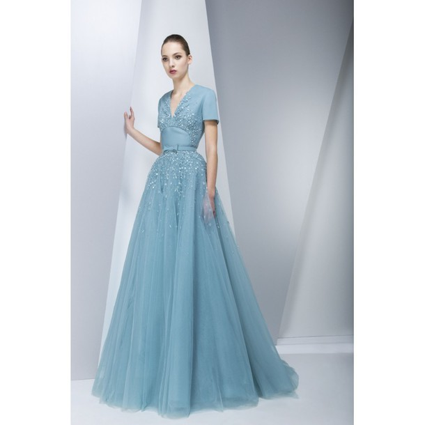 Dress Wedding Fall Outfits Georges Hobeika Wedding Dresses