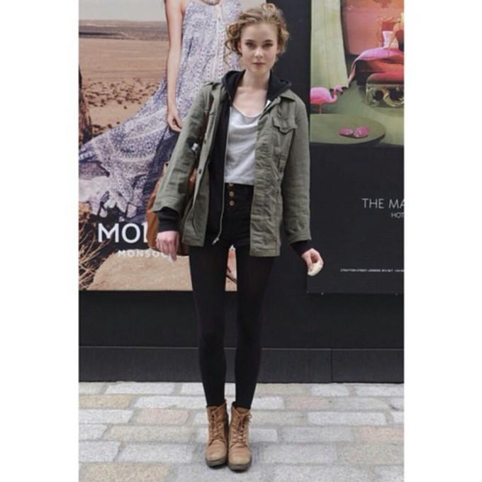 Jeans Coat Tumblr Stylish Top Coat Cute Tumblr