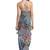 Agua Bendita Plumaje Dress | Designer Beach Dress