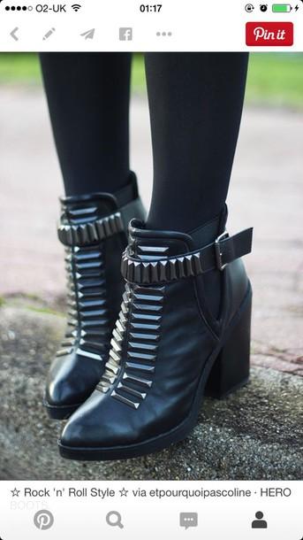 shoes black rock boots black boots