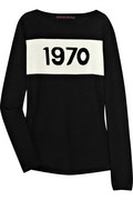 1970 intarsia wool sweater | Bella Freud | 50% off | THE OUTNET