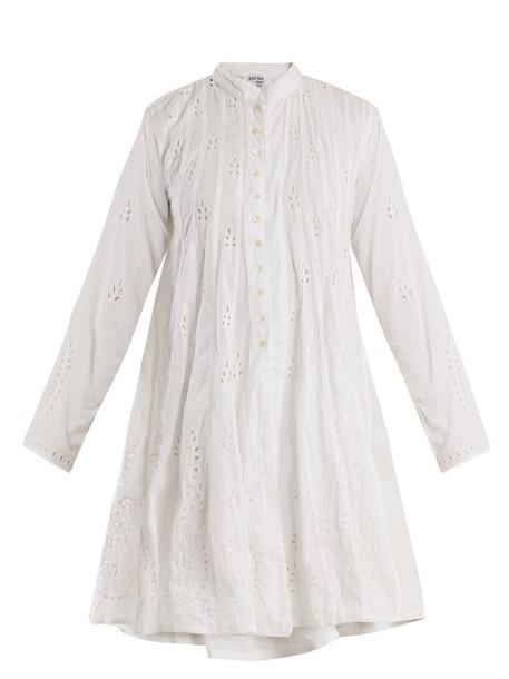 Juliet Dunn dress cotton white